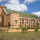 The front and left side of the CCAP Livingstonia Church