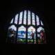 Stain glass, David Livingston, Chiefs, CCAP Livingstonia, church